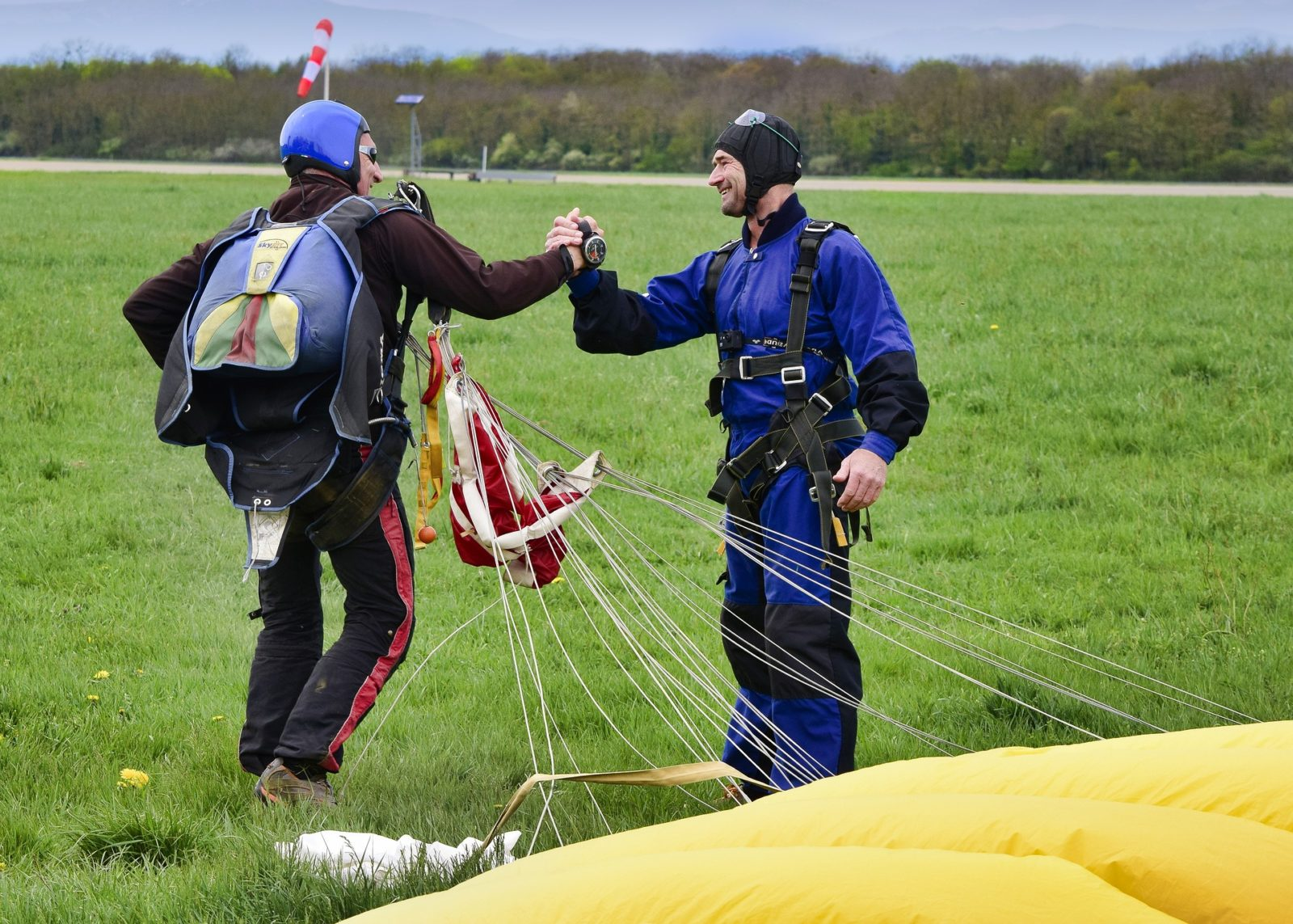 Paragliding Tips